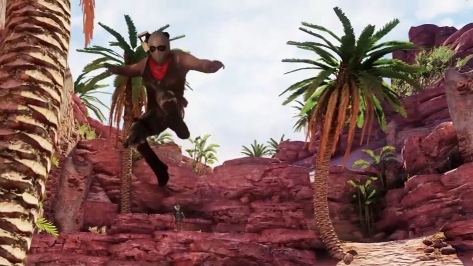 Uncharted 3: Drake's Deception - New Multiplayer Items and Taunts Trailer