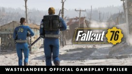 Fallout 76. Трейлер Wastelanders с E3 2019