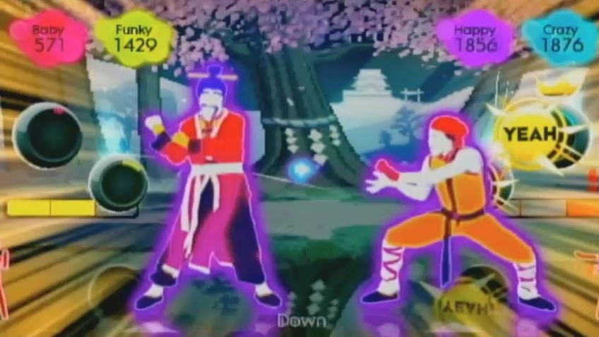 Just Dance 2 - Kung-Fu Fighting DLC Trailer