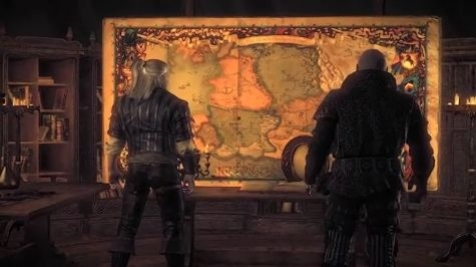 The Witcher 2: Assassins of Kings - World of Witcher Trailer
