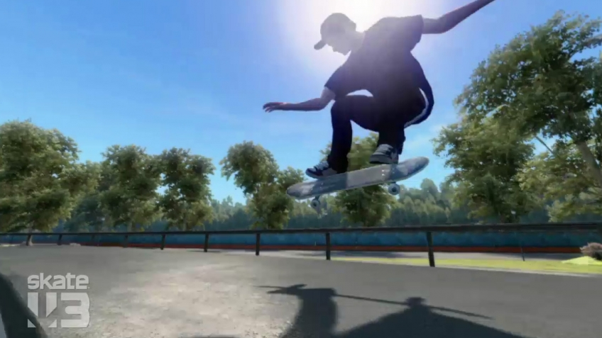 Skate3 - Maloof Money Cup 2010 NYC Pack Trailer