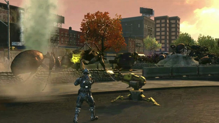 Earth Defense Force: Insect Armageddon - Trailer 3