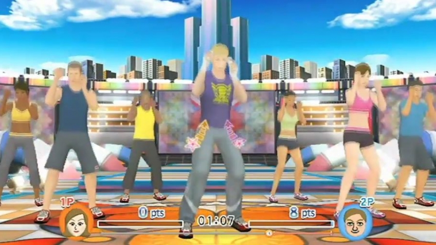 ExerBeat - Box Exercising Trailer
