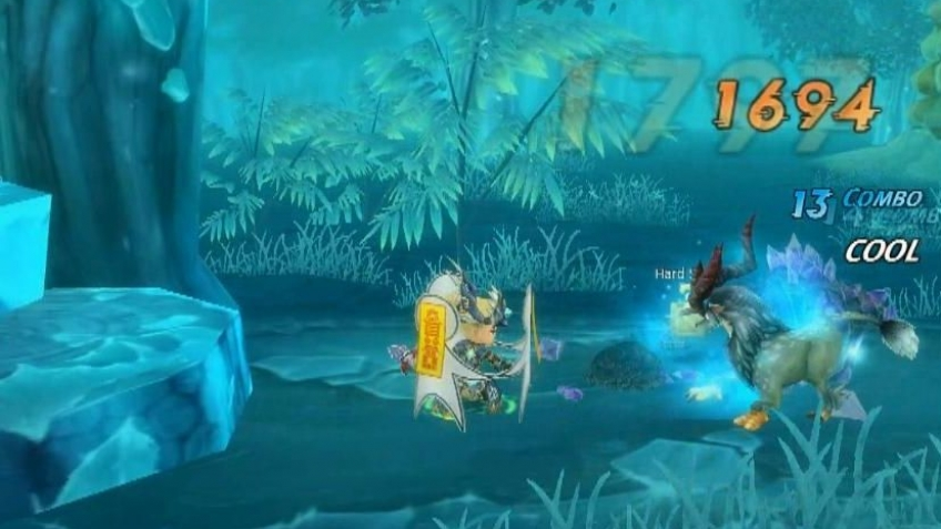 Dragonica Online - Magician Gameplay Trailer