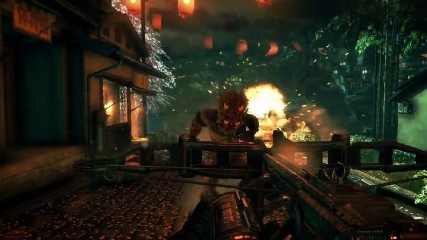 Shadow Warrior - Survival Mode Trailer