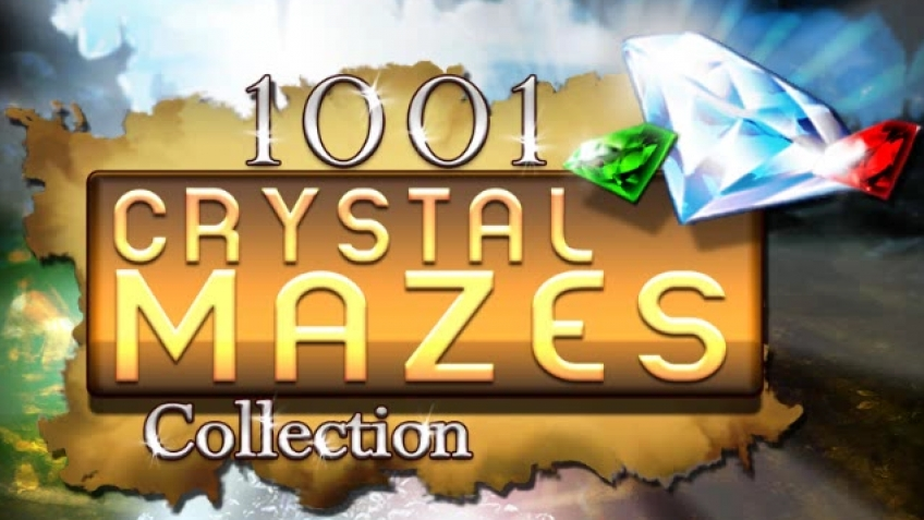 1001 Crystal Mazes Collection - Trailer