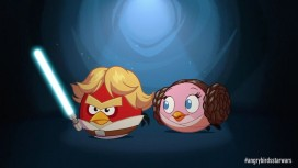 Angry Birds: Star Wars - Luke & Leia Trailer