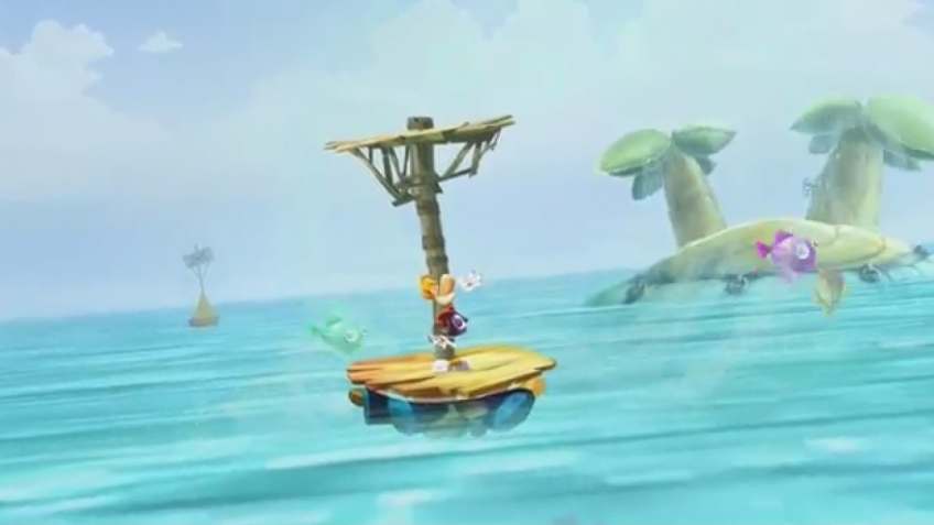 Rayman Legends - Music Gameplay