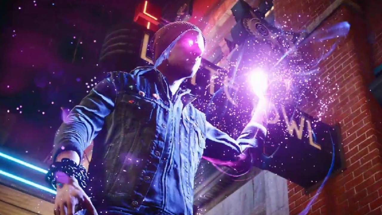 inFamous: Second Son - ТВ-ролик