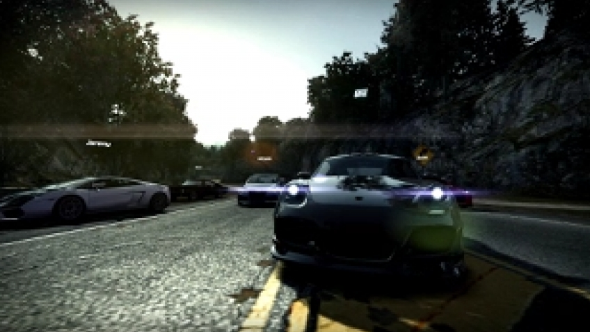 Need for Speed: World Online - Video Dev Diary