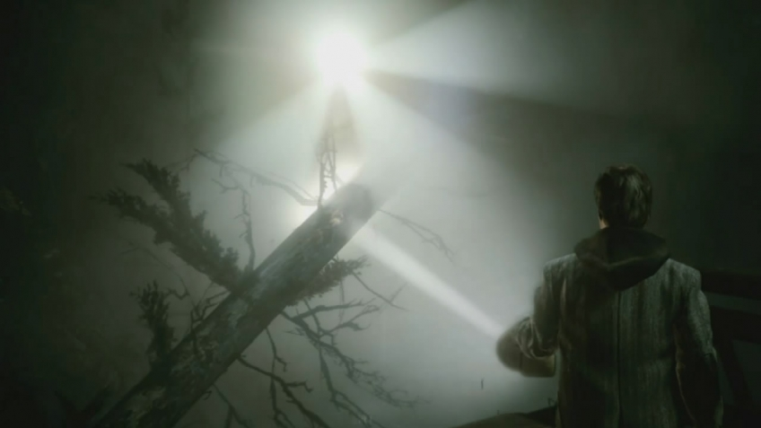 Alan Wake - The Writer DLC Trailer