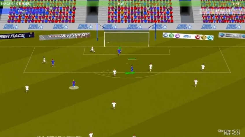 New Star Soccer 2010 - Trailer