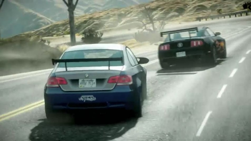 Need for Speed: The Run - Most Wanted Challenge Series Trailer
