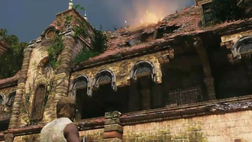 Uncharted 3: Drake's Deception - Multiplayer Trailer