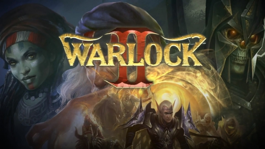 Warlock 2: The Exiled - Announcement Trailer