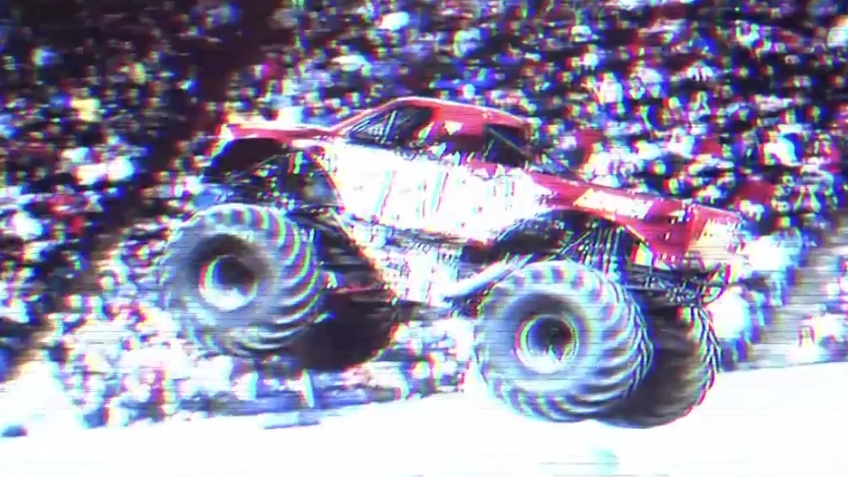 Monster Jam: Path of Destruction - Lupe Soza Voiceover Video