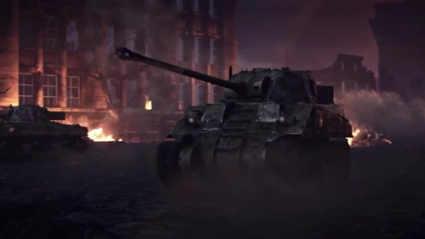 World of Tanks - Gamescom Trailer