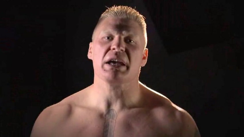 WWE '12 - Brock Lesnar Trailer