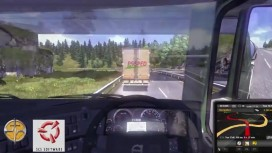 Euro Truck Simulator 2 - Gameplay Trailer