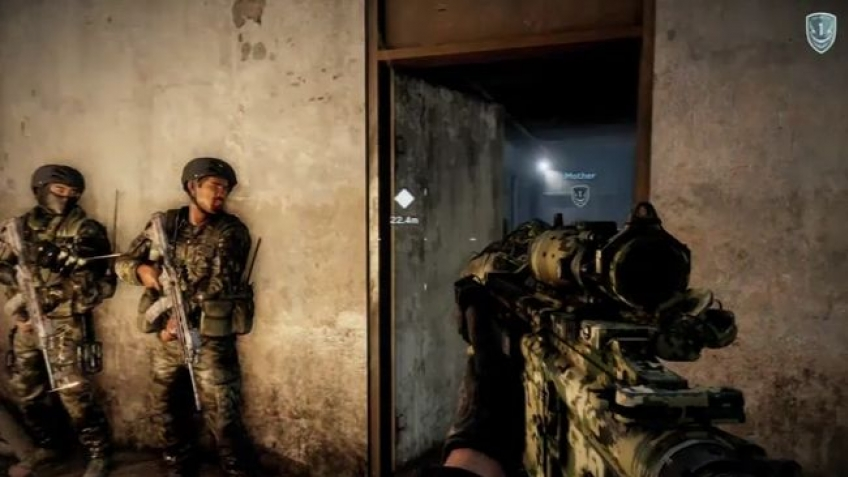 Medal of Honor: Warfighter - Basilan Single Player Gameplay Trailer
