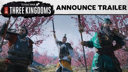 Total War: Three Kingdoms. Трейлер