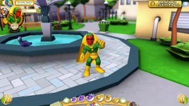 Super Hero Squad Online - Vision Trailer