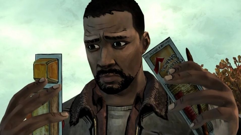 The Walking Dead: Episode2 — Starved for Help - Accolades Trailer