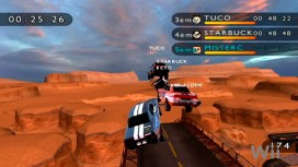 TrackMania Wii - Multiplayer Trailer