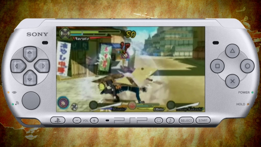 Naruto Shippuden: Ultimate Ninja Heroes 3 - Gameplay Trailer 7