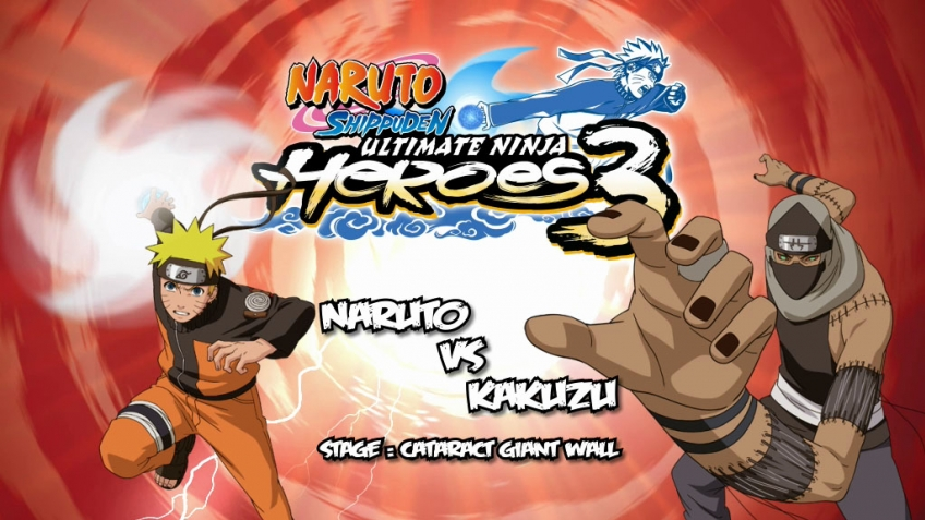 Naruto Shippuden: Ultimate Ninja Heroes 3 - Gameplay Trailer 1